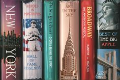New York, New York by J. Oil on canvas. Love Art Images, Book Spine, New Times, Hero Arts, Book Nerd, Photo Illustration, Artsy Fartsy, New Art, Oil On Canvas