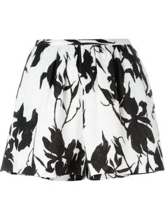 Compre Thakoon floral print shorts em from the world's best independent boutiques at farfetch.com. Compre em 400 boutiques em um único endereço.