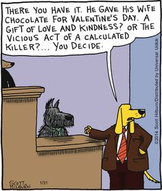 Hilarious Lawyer Dog Memes You Need to See The Argyle Sweater Comic Strip on GoComics.com
