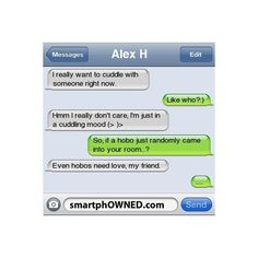SmartphOWNED - Fail Autocorrects and Awkward Parent Texts ❤ liked on Polyvore