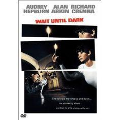 """""""Wait Until Dark"""" starring Audrey Hepburn, Alan Arkin (1967)"""