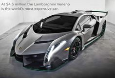 10 Things You Didn't Know About Lamborghini - some of these will surprise you. Click to find out. #Veneno #spon