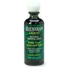 BATHerapy Liquid, Original - 16 fl oz