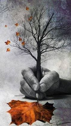 Surrealism ~ We write the earth we stand upon