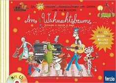 Am Weihnachtsbaume: eddi präsentiert: Die 24 tollsten Weihnachtslieder zum Gucken, Hören und Mitsingen - Buch mit CD: Amazon.de: Susanne Koppe, Franziska Biermann, Nils Kacirek: Bücher
