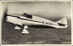 Miles M.17 Monarch