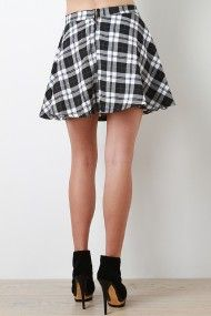 SUPER CUTE! TIGHTS WITH THIS SKIRT FOR THE WINTER AND I CAN WEAR THIS TO WORK AND ON DATE NIGHT!