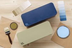 CableBox in new colors: Moonlight Blue and Light Sage