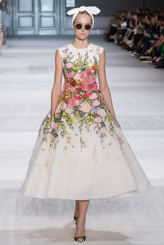 Giambattista Valli Haute Couture Fall Winter 2014-2015