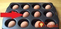 Naučte sa tento vajíčkový trik a môžete ich podávať aj na slávnostnom stole! Vegan Recipes, Cooking Recipes, Croatian Recipes, Food 52, Main Meals, No Cook Meals, Food Hacks, Food To Make, Brunch