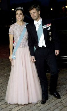 Crown Prince Frederik and Crown Princess Mary of Denmark - 2013