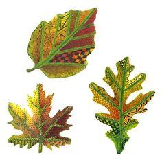 Tangled Leaf - Project #193