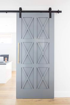 barn doors in the house, sliding Barn Door, modern barn door design, rustic barn… barn doors in the house, sliding Interior Barn Doors, Home Interior, Interior Design, Modern Interior, Modern Barn Doors, Luxury Interior, Modern Sliding Doors, Double Barn Doors, Interior Sketch