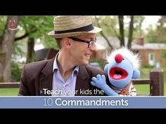 UCG Short Films: Jelly learns the 10 Commandments (sing-a-long) ©