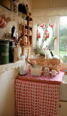 Vintage kitchen                                                                                                                                                     More