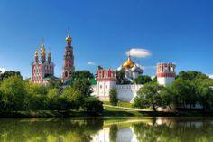 комплекс Новодевичьего женского монастыря