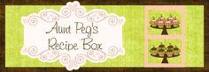 Aunt Peg's Recipe Box