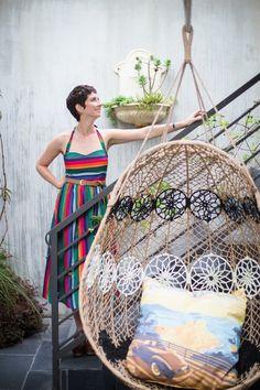 Style Advice (& Closet Organizing Tips!) From ModCloth Founder Susan Gregg Koger — Style Profile