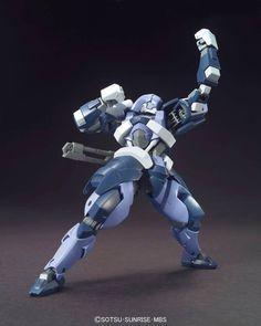 HG 1/144 Hyakuren   Gundam Century  Very nice pose!