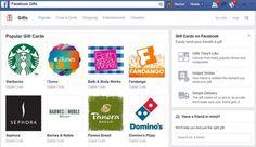 ONE: Facebook cierra su servicio de tarjetas de regalo