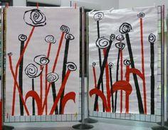 Alexandre Calder: Spiral Flowers