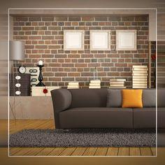 Los tonos claros harán que tus espacios luzcan más amplios. Si deseas recrear la tranquilidad que se respira en la montaña puedes optar por  un color claro en las paredes y complementar con tonos más oscuros en el mobiliario.