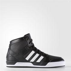 ca7fa0278b76 Adidas Raleigh Mid Shoes (Core Black   Running White   Black) Mens High Tops