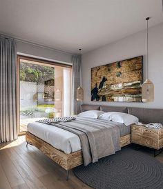 Projekt domu Murator C365j Przejrzysty - wariant X 104,5 m2 - koszt budowy - EXTRADOM My House Plans, Bed, Furniture, Cabin Ideas, Home Decor, Hotels, House, Projects, Decoration Home