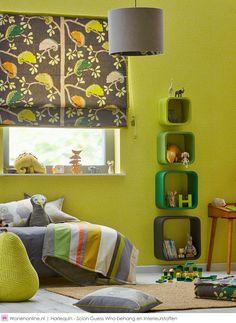 Leuk nieuws! Het Britse merk SCION, bekend om de trendy, eigenwijze en toch betaalbare ontwerpen, komt nu met haar eerste assortiment stoffen en behang die speciaal zijn ontworpen voor kinderen - en mensen die jong van geest zijn!
