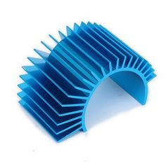RC 1:10 Car 540 550 Motor Upgrade Alloy Heat Sink Heatsink Tamiya HSP Car Truck #Unbranded