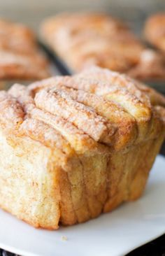 Cinnamon Bread, Cinnamon Rolls, Brunch Recipes, Dessert Recipes, Desserts, Pan Dulce, Tostadas, Cakes And More, Banana Bread