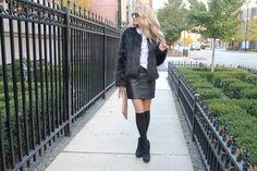 GiGi New York I Somewhere Lately Fashion Blog I Uber Clutch