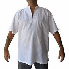 Siam Secrets Textured White Cotton Mens Shirt Mandarin Co... http://smile.amazon.com/dp/B00QA8TRXM/ref=cm_sw_r_pi_dp_5xEkxb01KNPGQ
