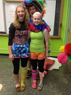 Wacky Wednesday at Sibley East!