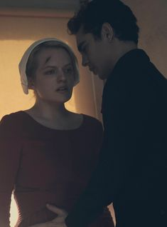 The Handmaid's Tale Finale Recap: So, About That Ending + A Handmaids Tale, Handmade Tale, Samira Wiley, Joseph Fiennes, Sci Fi Thriller, Dystopian Future, Elisabeth Moss, Margaret Atwood, Tv Couples