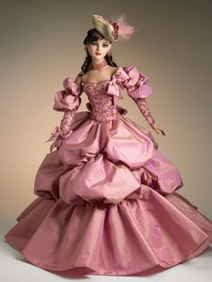"""Creole Romance 22"""" tonner american model. Not likely but I'd take the outfit if it fell in my lap for $30"""