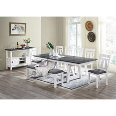 Dinning Room Sets, Grey Dining Tables, Dining Table With Bench, 5 Piece Dining Set, Glass Dining Table, Dining Room Bar, Extendable Dining Table, Dining Chairs, Open Table