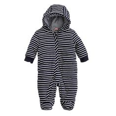 J.Crew - Baby Petit Bateau; quilted snuggle suit. So pricey (won't buy it) but oh so cute!