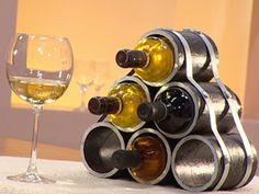 :) Ideas para Reciclar, Botelleros Reciclados y pudieras guardar lo q se te ocurra