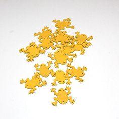 Frøer gule – 16 stk