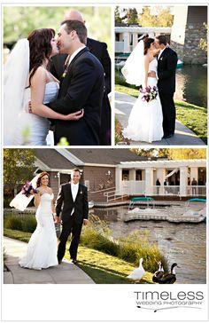 Kayla & Ben - Wedding - Bridgeport clubhouse, Valencia, CA