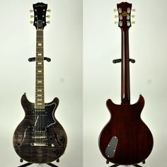 ALBATROSS-DX - SeventySeven Guitars Official Site