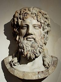 زئوس (به یونانی: Ζεύς, Zeús) در اساطیر یونانی، پادشاه خدایان و فرمانروای تمام زیارتگاههای واقع در کوه المپ  BoomShop.ir