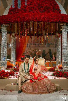 £14 Million Florence Wedding   Roshni + Rohan   Indian Wedding Blog   Think Shaadi