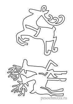 oleni-iz-bumagi.jpg (595×842)