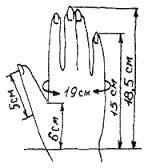 Imagini pentru ажурные перчатки крючком схемы