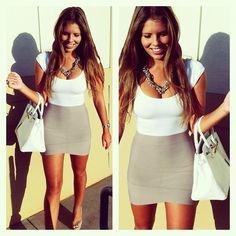 outfit by bcbgmaxazria