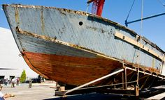 We are restoring a PT-305 boat. All volunteers