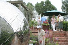 A wonderful David Harber sundial at a summer Alitex open day.