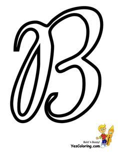 Classic Coloring Pages Alphabet | Lettering alphabet, Cursive ... | 305x236